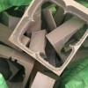 回收各種聚四氟乙烯PTFE廢料,PEEK刨絲廢料