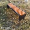 公园长凳实木防腐木长条凳 生产厂家直销