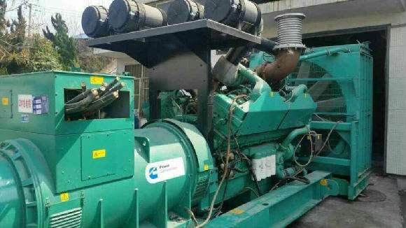 清远连州市工厂闲置发电机回收高价回收