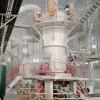 水渣磨微粉機械桂林鴻程HLMX超細立磨