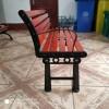 公園長椅 休閑涼椅 防腐木靠背椅 現貨供應