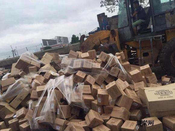 广州增城区过期咖啡销毁服务一览表