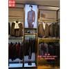 浙江性價比高的服裝貨架生產廠家 流行的服裝架子