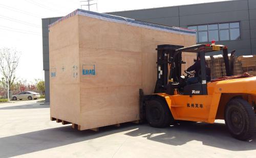 苏州工业园区叉车出租-苏州水木设备搬运安装服务公司