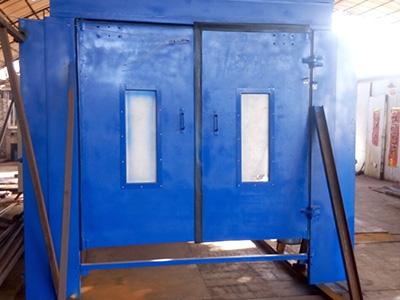 榆林矿用电控液压平衡风门,自动液压风门操控原理