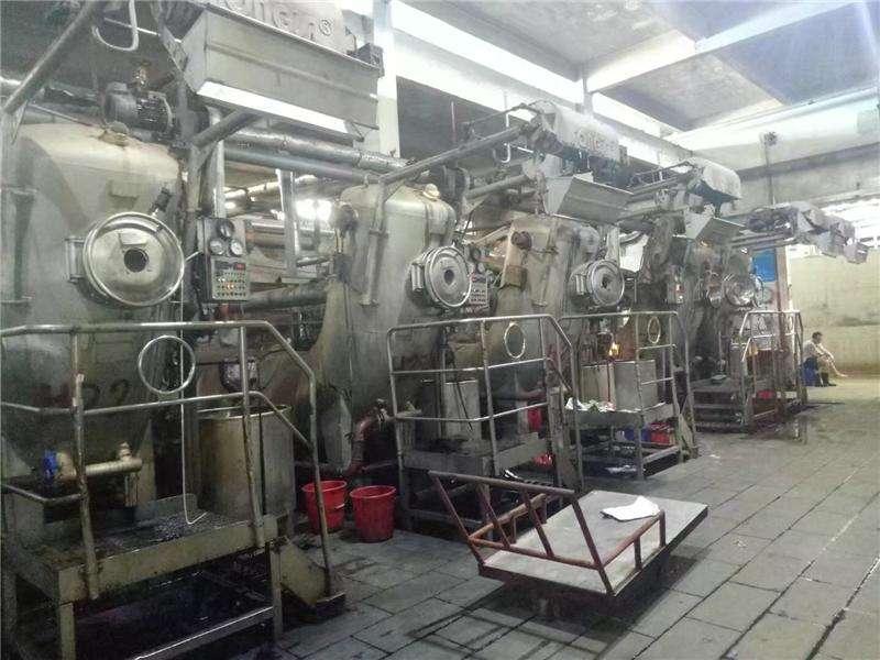 江門臺山電子廠機床設備拆除回收公司歡迎來電