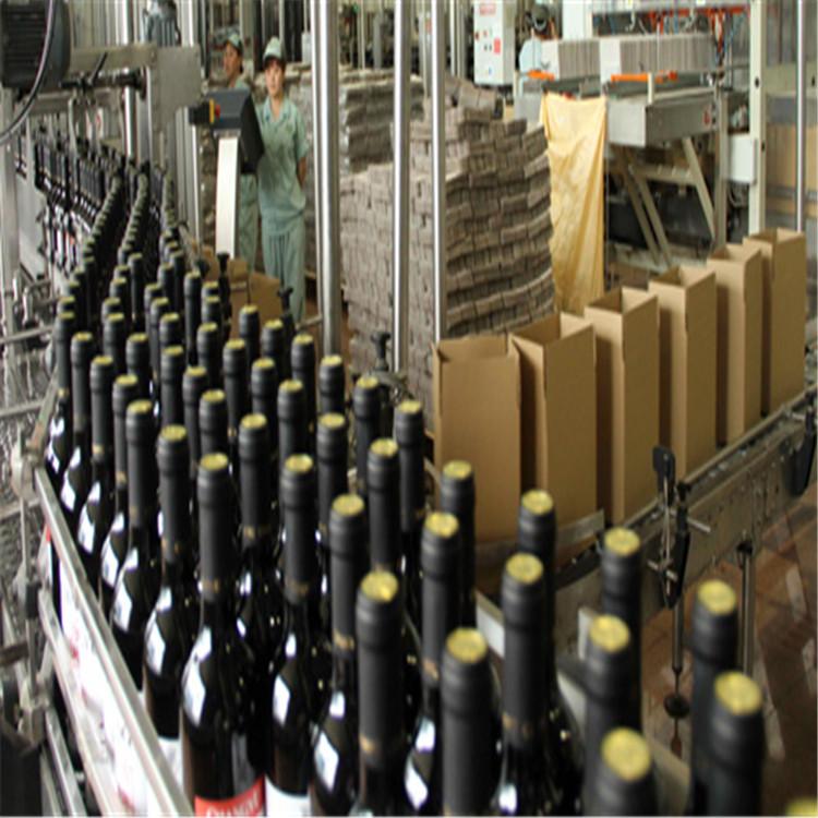 烟台高价求购葡萄酒厂生产设备