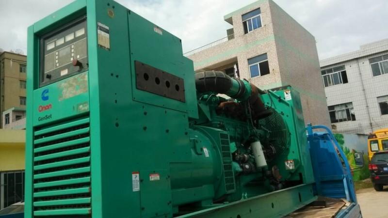 中山市大涌镇奔驰发电机回收进口发电机回收