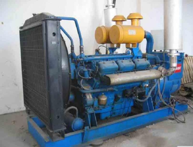 东坑镇大型柴油发电机组回收