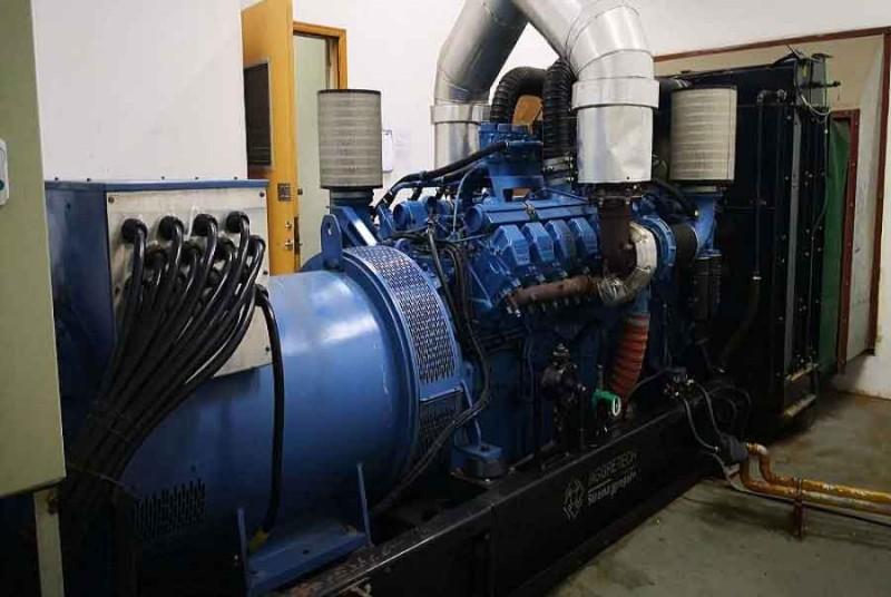 河源市紫金縣柴油發電機組回收二手發電機回收