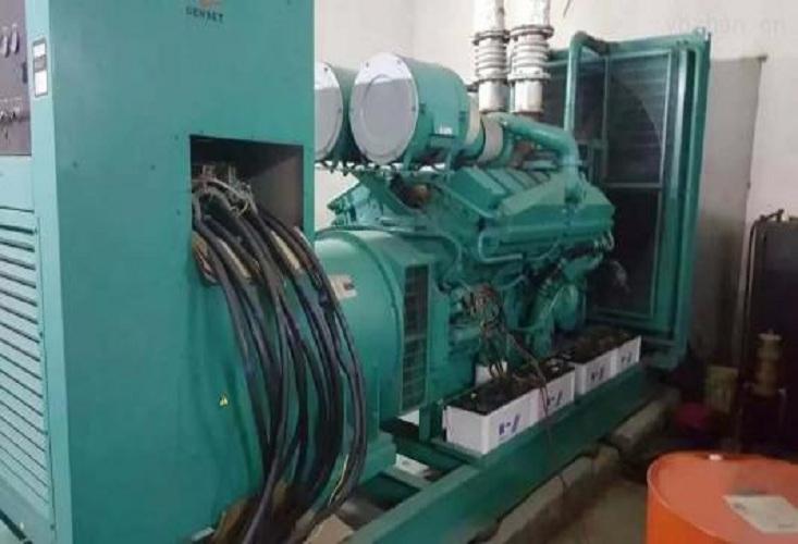 珠海市斗門區舊柴油發電機組回收—高價回收