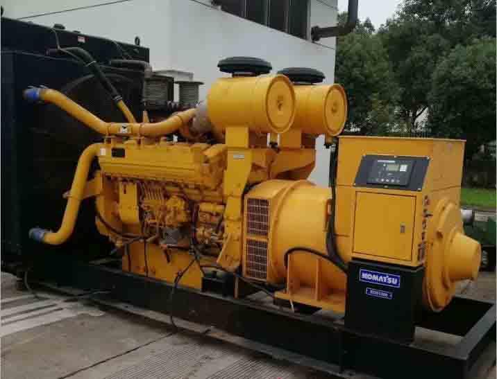 虎门镇大宇发电机回收发电机组回收