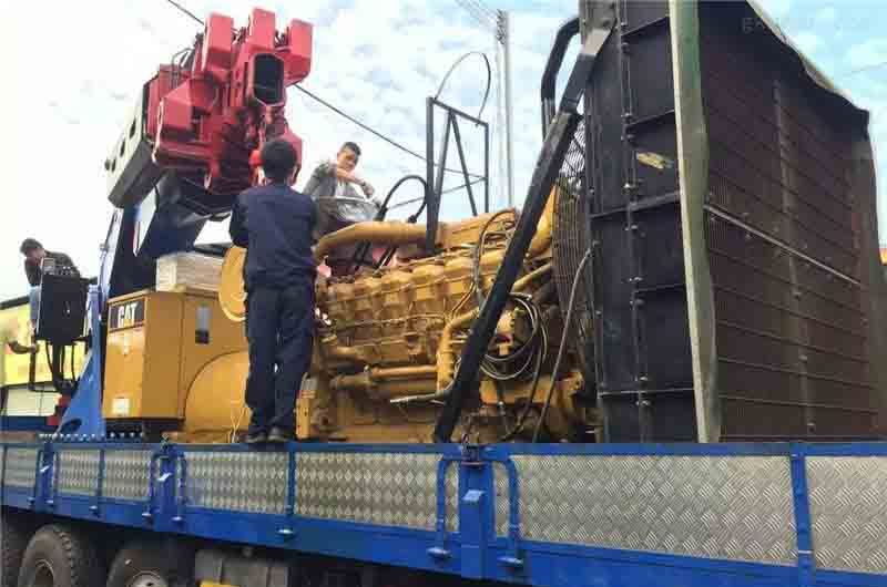 東莞市石龍鎮二手發電機回收發電機組回收
