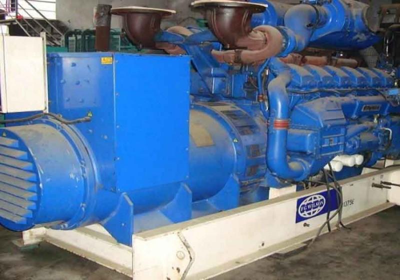 東莞大嶺山鎮柴油發電機組回收二手發電機回收