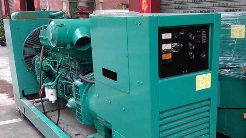 东莞长安镇二手柴油发电机回收旧发电机回收—多少一台
