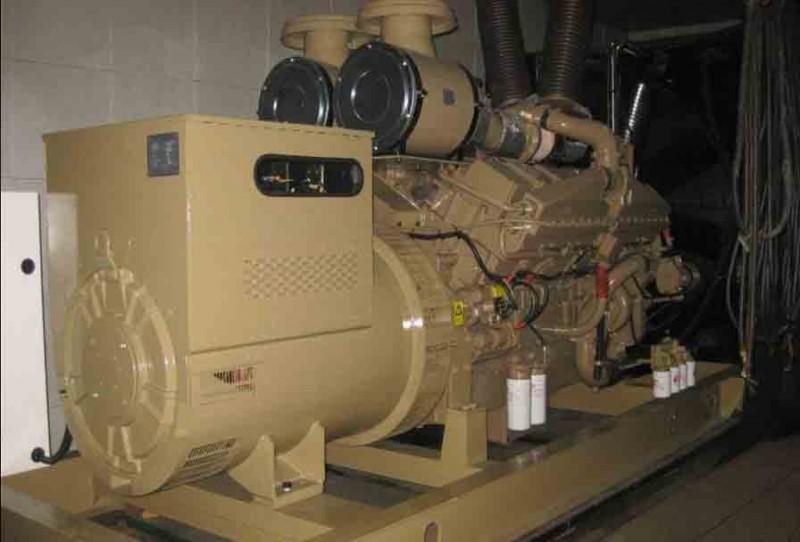 东莞大岭山镇二手发电机回收发电机组回收