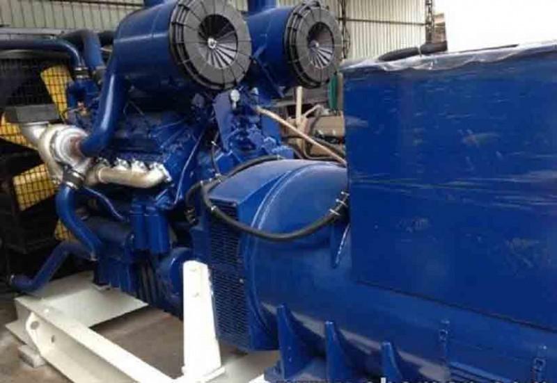 韶關市曲江區二手發電機回收發電機組回收—高價回收