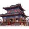 內蒙古包頭古建筑工程公司一級施工 勘察設計甲級-園林古建筑