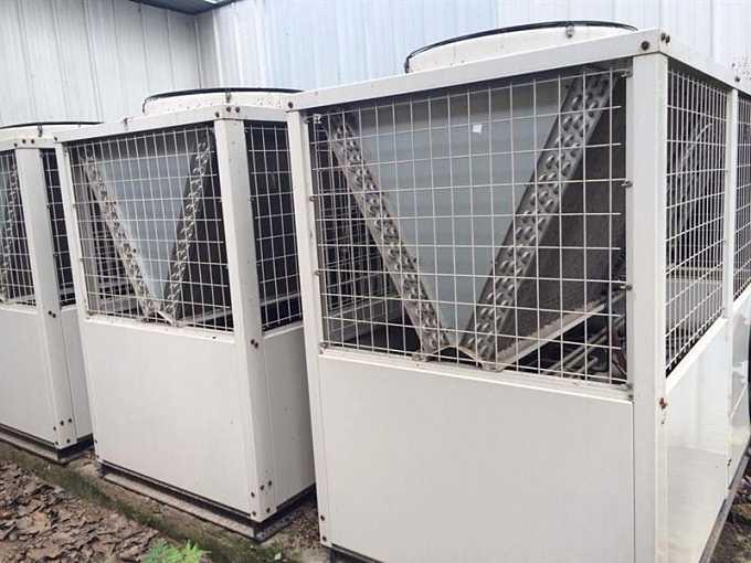 高价现金收购制冷设备