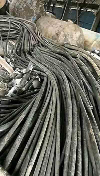 东莞市横沥镇回收120平方电缆—高价回收