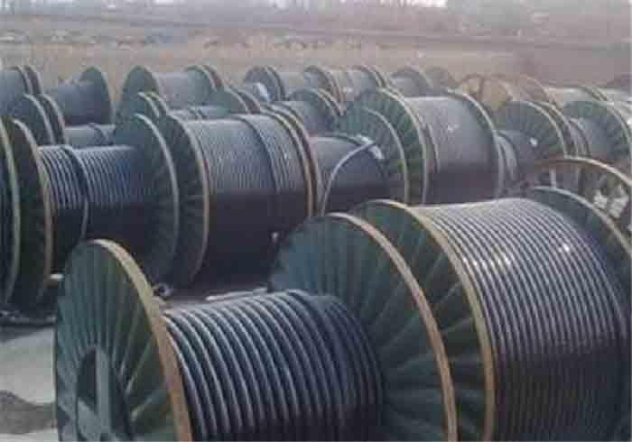 中山市板芙镇回收工地剩余电缆线—客户至上
