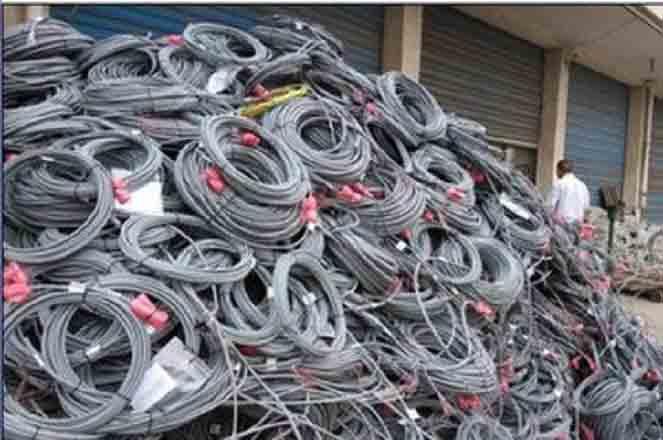 东莞市东坑镇回收废旧电缆线—诚信回收