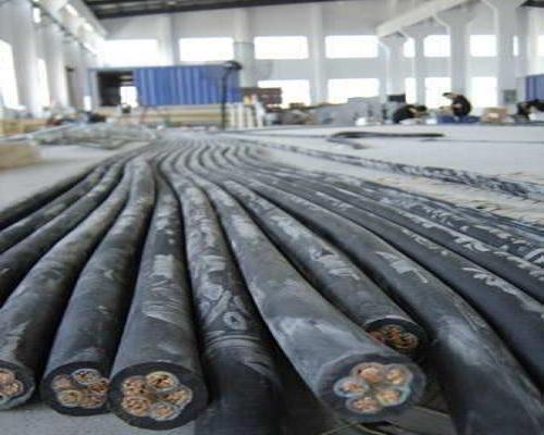 广州从化区回收报废电缆线—诚信回收