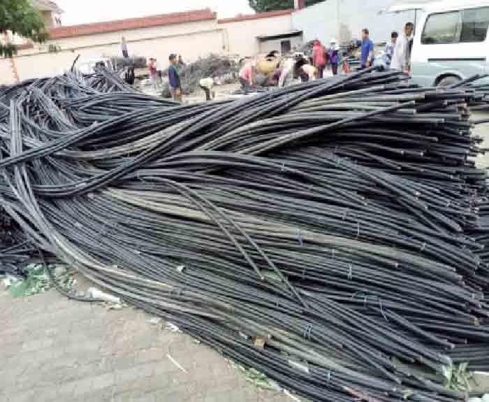 东莞市桥头镇回收旧电缆线—上门回收