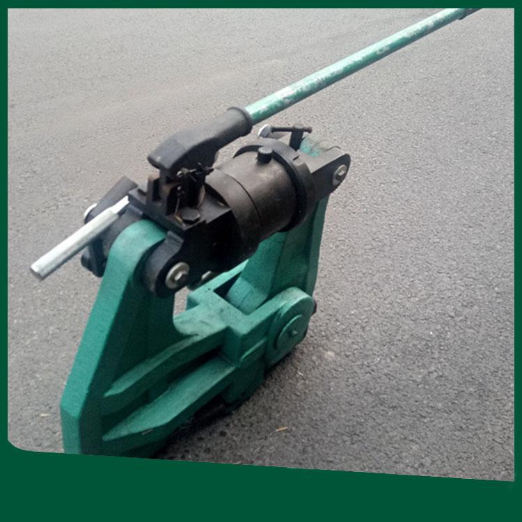 出售钢轨液压挤孔机 KKY系列钢轨打孔机