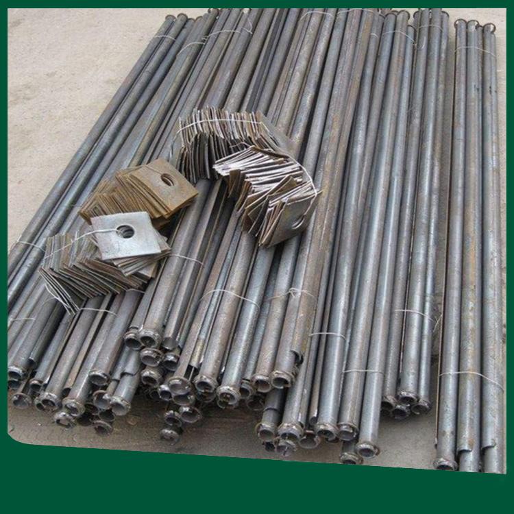 矿用管缝锚杆 定制各种规格管缝锚杆 厂家直销