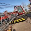 低价出售原装日立住友30吨码头吊