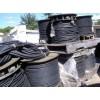 石家庄废钢丝绳回收河北电梯钢丝绳回收价格
