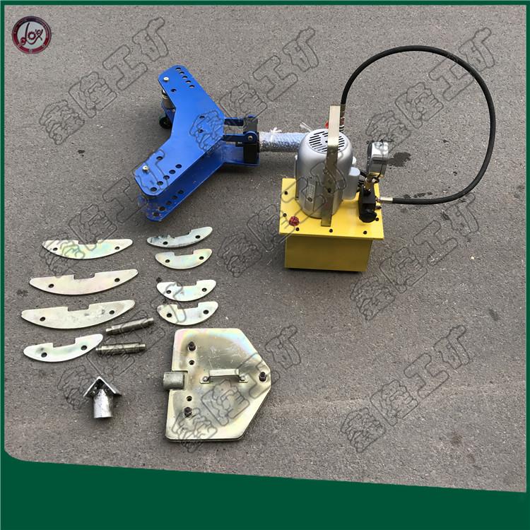 销售电动液压弯排机 DWP系列弯排机厂家