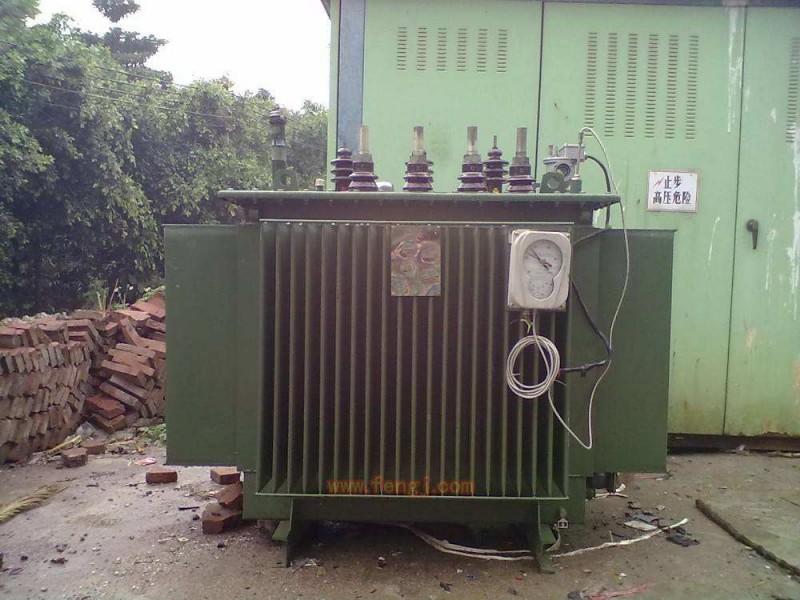 广州市回收报废变压器公司一览表