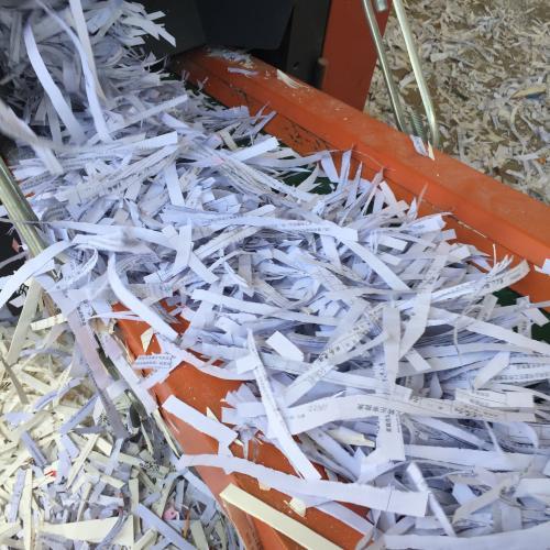東莞寮步保密辦公資料銷毀公司保密銷毀公司
