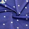 面料批發圓形提花泳裝面料波點印花泳衣布針織數碼直噴彈力面料