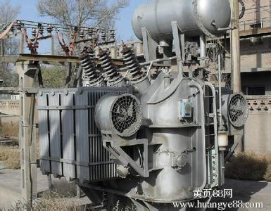 中山港口鎮回收箱式變壓器-價格很高