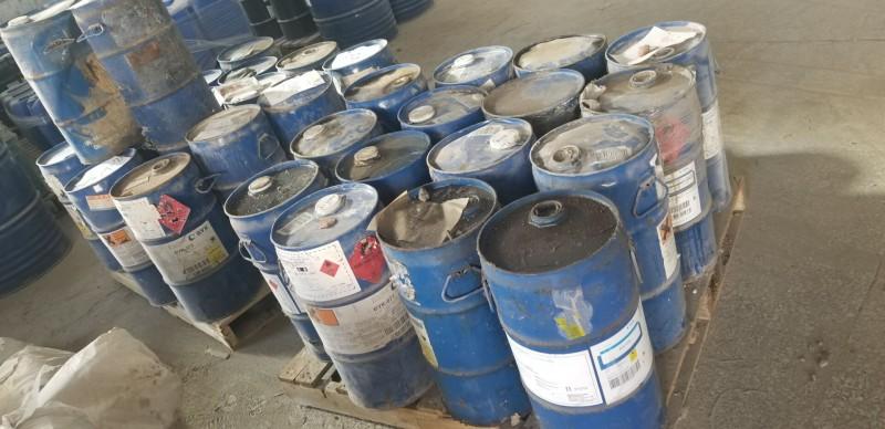 北京实验室化学废液过期化学试剂回收公司