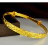 成都典当回收黄金手镯,金镯子回收,385一克