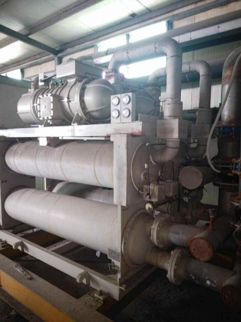 中山火炬開 發 區回收舊冷水機組回收公司歡迎您致電