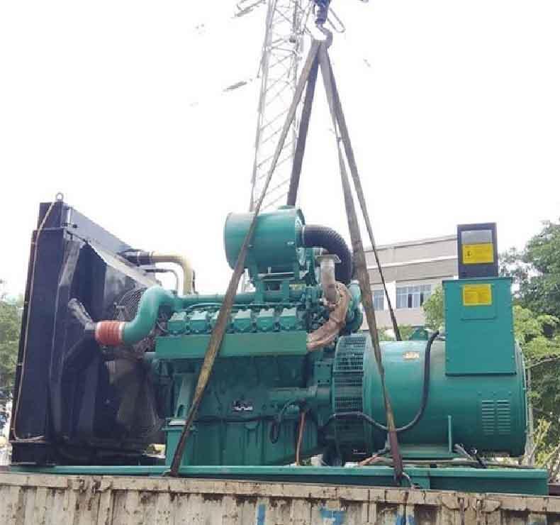 廣州從化回收進口發電機 回收發電機 誠信回收
