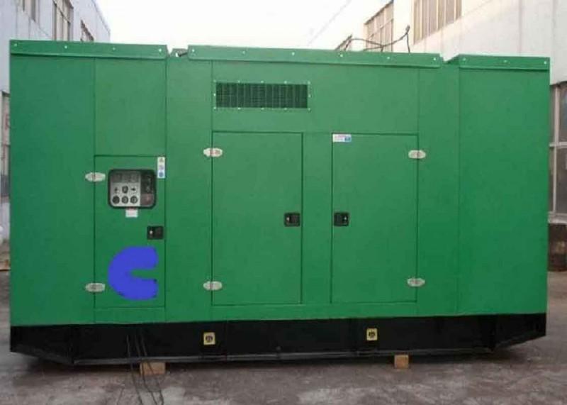 中山民眾回收康明斯發電機 回收工廠閑置發電機組 誠信回收