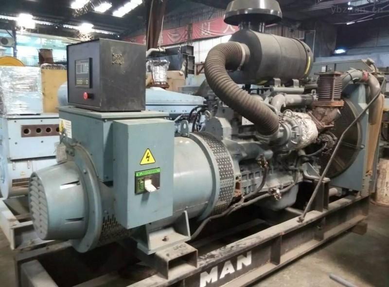 江门闲置废旧发电机回收公司行情价格表