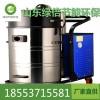 绿倍连续套袋工业吸尘器配有原装进口纯铜快速冷却电机