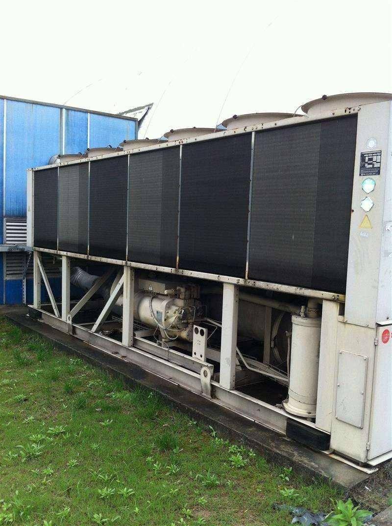 清远旧冷水机组回收公司回收一览表