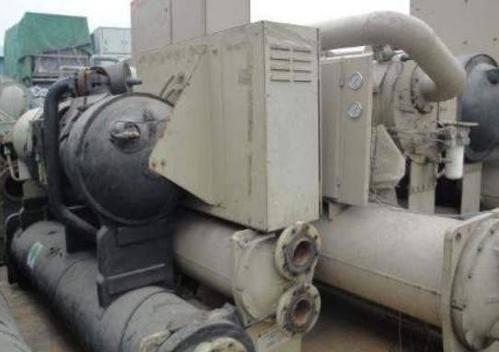江门冷水机组回收收购公司回收一览表
