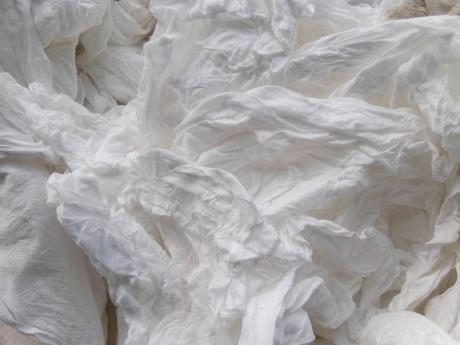求购无纺布,纯粘胶,纯涤棉,废丝