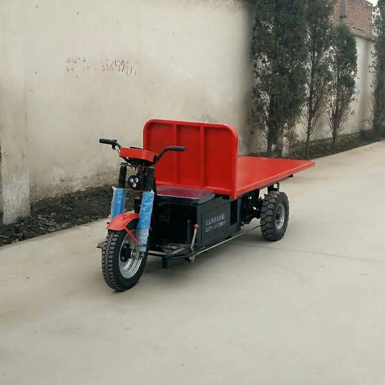 热销电动平板三轮车【多种用途】