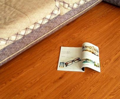 天津塑胶地板可以