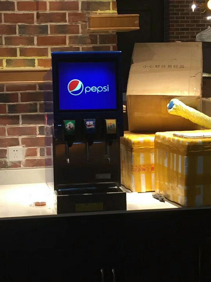 益阳可乐机-开一个汉堡店需要哪些设备-咖啡奶茶机-汉堡机